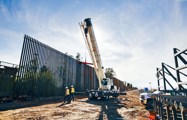 Border Wall-Lawsuit
