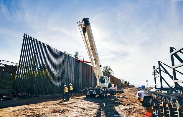 Border Wall-Lawsuit