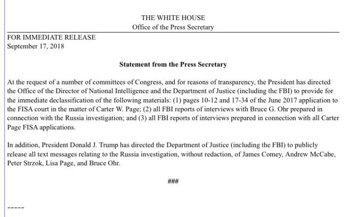 white-house-statement-declassify