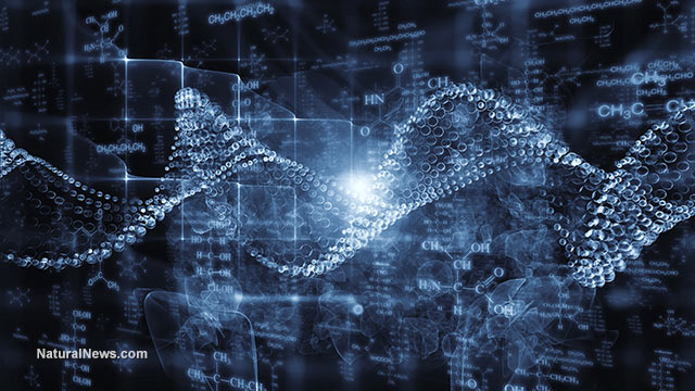 Dna-Helix-Science-Equation
