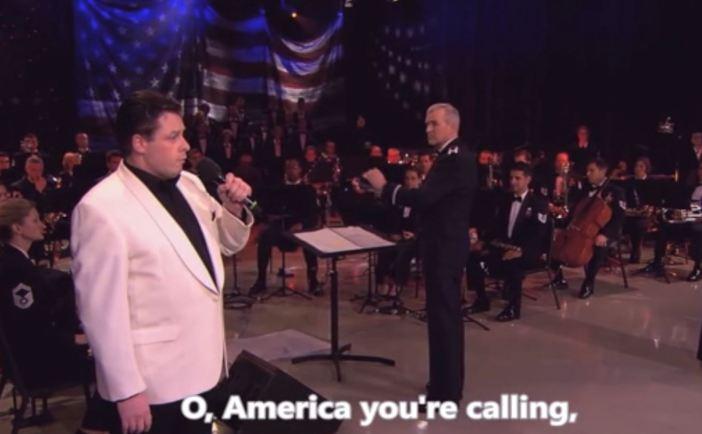 o america